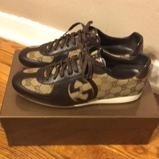Gucci Brown Athletic Image 1