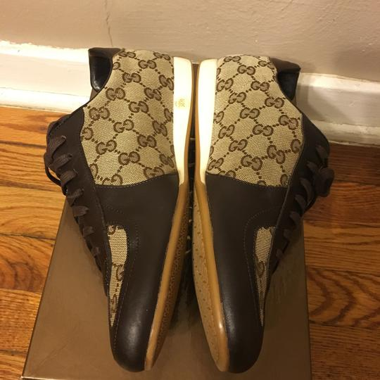 Gucci Brown Athletic Image 10