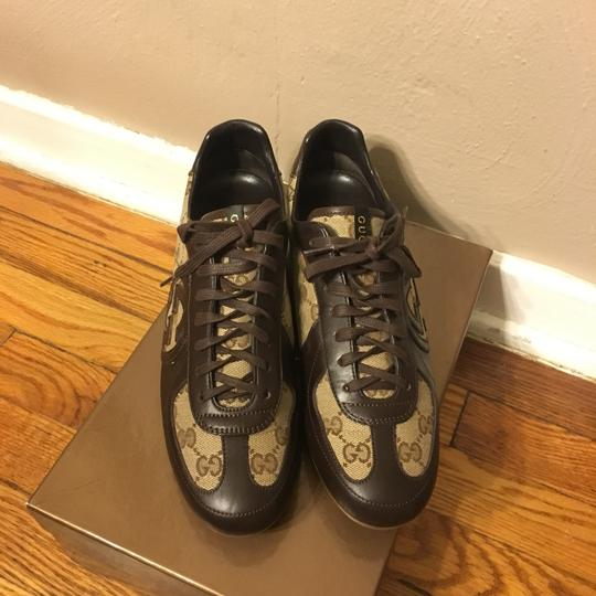 Gucci Brown Athletic Image 11
