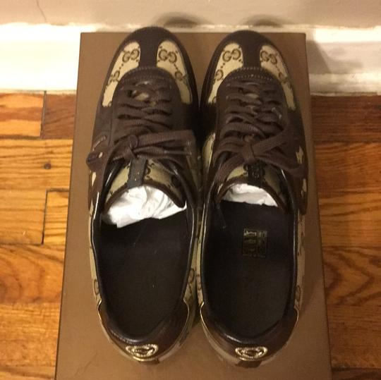 Gucci Brown Athletic Image 3