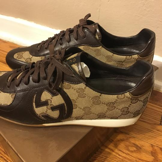 Gucci Brown Athletic Image 7