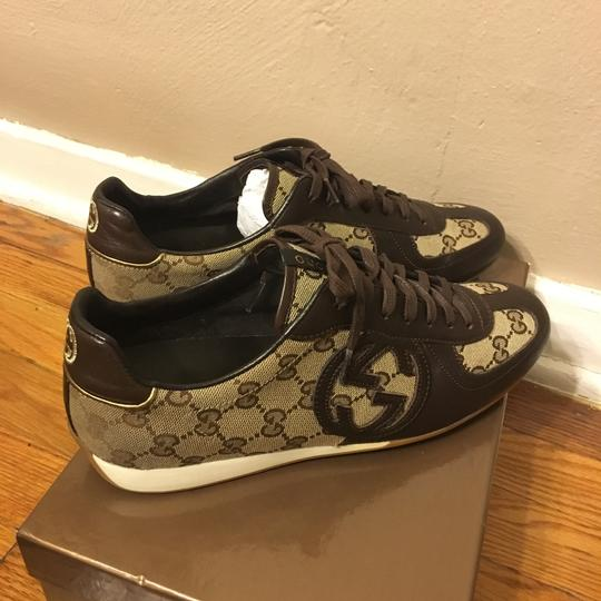 Gucci Brown Athletic Image 8