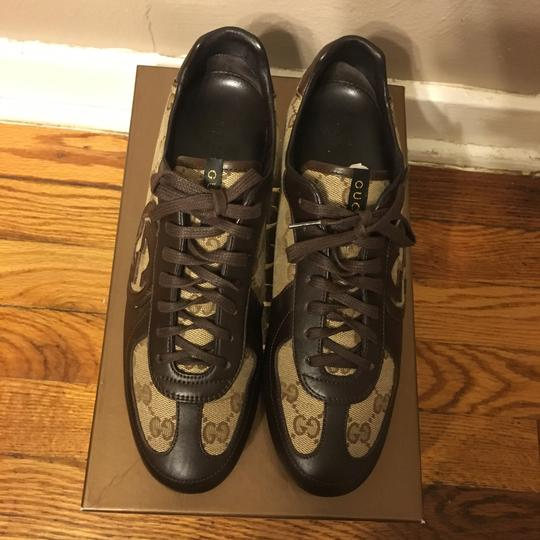 Gucci Brown Athletic Image 9