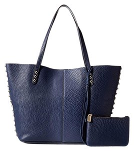 Rebecca Minkoff Tote in Navy / Moon
