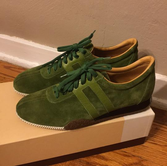 Bally Green Athletic Image 1