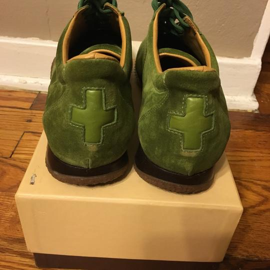 Bally Green Athletic Image 2