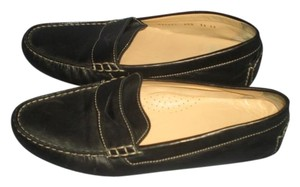 Cole Haan Driving Moc Loafer black Flats