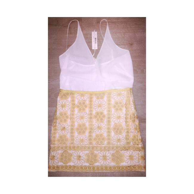 Item - White Silk Camisole Blouse Size 4 (S)
