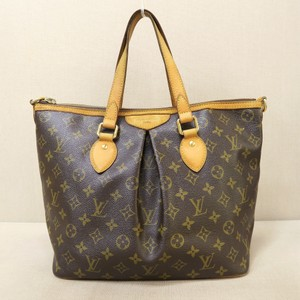 Louis Vuitton Lv Palermo Pm Satchel in monogram