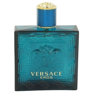 Versace VERSACE EROS by VERSACE ~ Men's Eau de Toilette Spray (TESTER) 3.4 oz