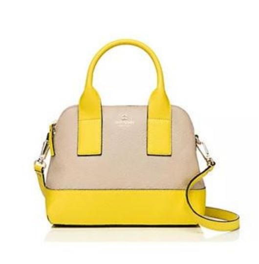 Kate Spade Satchel in yellow Image 9