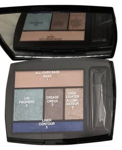 Lancome 5 eyeshadow & liner palette LANCOME 5 EYESHADOW & LINER PALETTE