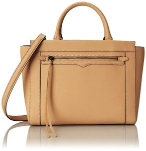 Rebecca Minkoff Everyday Tote in Tan