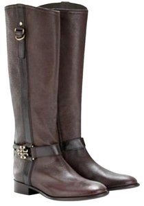 Tory Burch Coconut, brown Boots