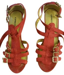 Express Red Sandals