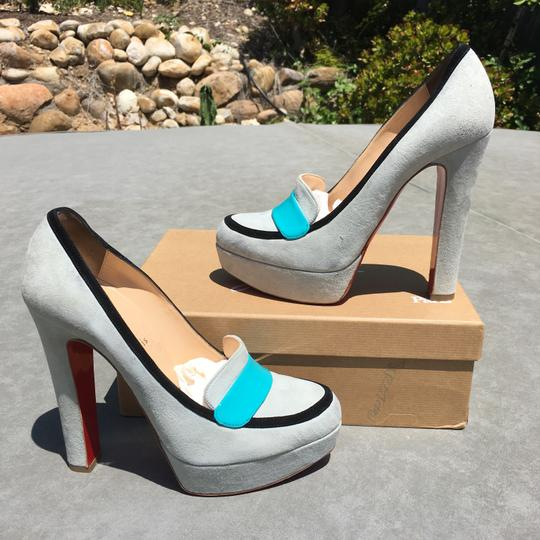 Preload https://item3.tradesy.com/images/christian-louboutin-grey-pumps-1983257-0-2.jpg?width=440&height=440