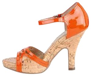 Söfft Sandal Orange Sandals
