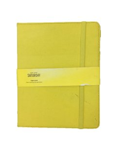 Kate Spade Kate Spad Saturday iPad Leather Case, Yellow