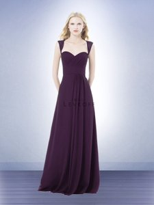 Bill Levkoff Plum Style 485 Dress