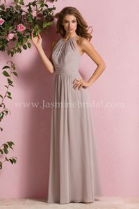 Jasmine Bridal Taupe (TP) B2 Collection - B173057 - Taupe - B173057 Dress