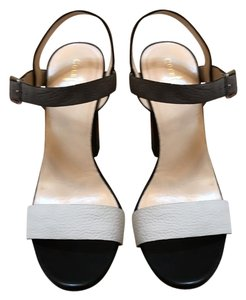 Cole Haan White and grey Sandals