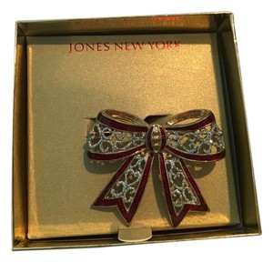 Jones New York Fashion Christmas Bow