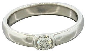 Tiffany & Co. Tiffany & Co. Etoile Platinum G VS1 0.29ct Diamond Band Ring