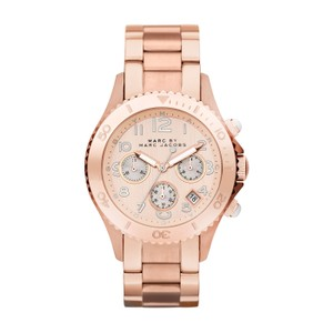 Marc by Marc Jacobs Women's Rose Gold Watch MBM3156