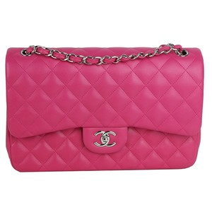 Chanel Jumbo Doube Flap Shoulder Bag