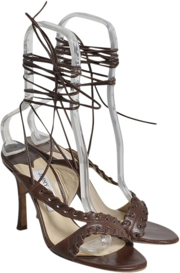 Preload https://item5.tradesy.com/images/jimmy-choo-brown-sandals-size-us-85-regular-m-b-1983349-0-0.jpg?width=440&height=440