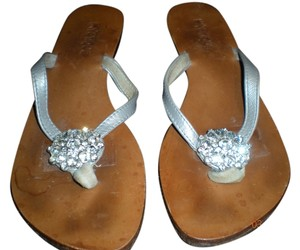 Mystique Boutique Mystyique Diamond Size 8 diamond stud Sandals