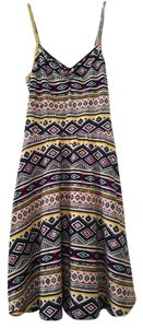 Xhilaration short dress Multicolored on Tradesy