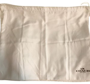 Coach Large Drawstring Dust Bag/ Cover