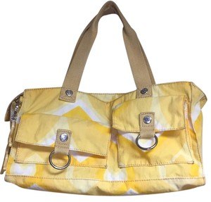 Kipling Tote in Yellow