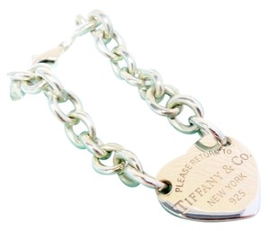 Tiffany & Co. Return To Tiffany's Heart Tag Medium 7.5