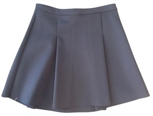 J Brand Mini Skirt Navy