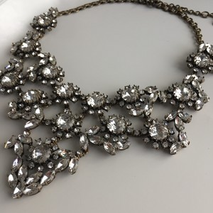 J.Crew Jeweled Vintage Style Necklace