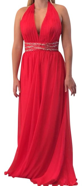 Preload https://img-static.tradesy.com/item/19834098/la-femme-watermelon-long-formal-dress-size-6-s-0-1-650-650.jpg
