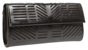 BCBGMAXAZRIA Moto Cut-out Classic Clutch