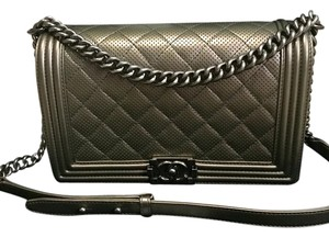 Chanel Le Boy Seasonal New Medium Shoulder Bag
