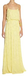 Yellow Maxi Dress by Needle & Thread
