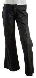 JOE'S Trouser Trouser/Wide Leg Jeans-Dark Rinse