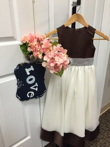 Pretty Little Flower Girl Dress