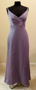 Radiant Orchid Gown Formal Bridesmaid/Mob Dress Size 6 (S)