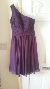 Bari Jay Purple Bari Jay Dress
