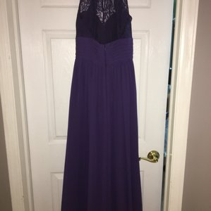Jasmine Bridal Concord GRape Dress