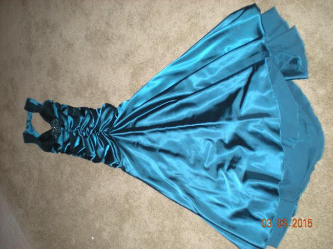 Jessica McClintock Gown Prom Gowns Move Up Gowns Dress Image 2