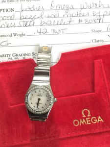 Omega On Sale from $1500 Omega Constellation Diamond Watch