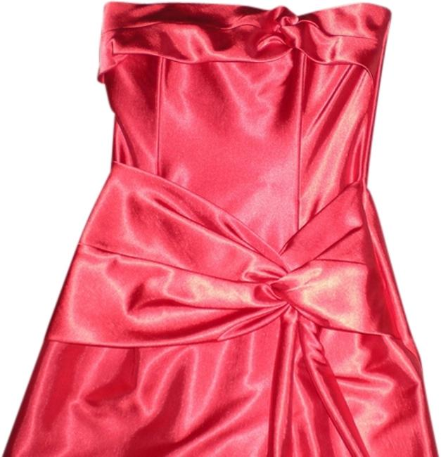 Jessica McClintock Satin Gown Prom Gowns Move Up Gowns Wedding Gowns Dress