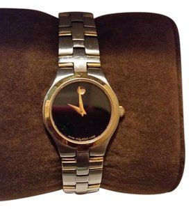 Movado Movado Two-Tone Museum Watch